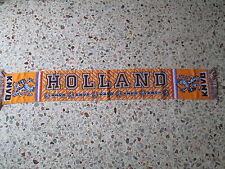 d2 sciarpa OLANDA football federation association scarf bufanda schal holland