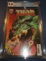 Thor #8 Rare Variant CGC 9.8 NM/M Gorgeous Gem Wow
