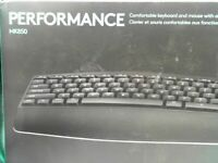 Logitech 920-008219 MK850 Performance Wireless Keyboard & Mouse Set - New