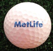 METLIFE Insurance Company (1) LOGO GOLF BALL - Nike