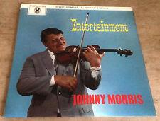 Johnny Morris Entertainment 1965 Reino Unido WRC Estéreo Vinilo Lp