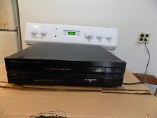 Denon DCM-340 5-CD Changer Stereo Audio System *No Remote*
