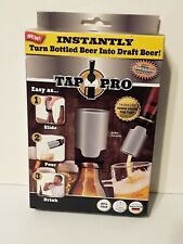 Tap Pro Turn Bottled Beer Into Draft Instantly As Seen On Tv *Sealed*New