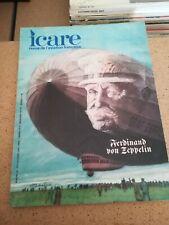 ICARE N°45     DIRIGEABLE       --    FERDINAND VON ZEPPELIN