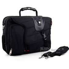 Swiss Gear Laptop Messenger Shoulder Bag 15.4 Wenger Briefcase Backpack Handbag