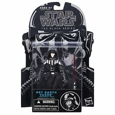 STAR WARS BLACK SERIES DARTH VADER 07 DAGOBAH - DARK VADOR - ANNEE 2014 - REF