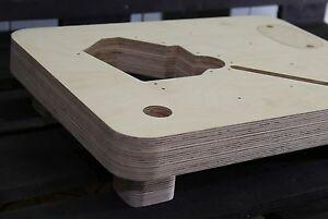 Plinth for Lenco L70, L75, L78 model PTP4 mod.1 9 inches