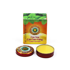 Vietnam Golden Star Balm Cao Sao Vang Vietnamese Balsam Dizziness Pain Relieve