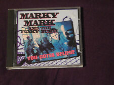 Marky Mark and the Funky Bunch - LOT (CD + VHS) Free Ship) Wahlberg) INTERSCOPE)