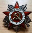 Orden UdSSR / Russland - Orden des Großen Vaterländischen Krieges II Klasse