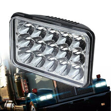 1pc 45W 4X6 Rectangle LED Headlight High Low Beam Lamp CHEVY Blazer Van Camaro