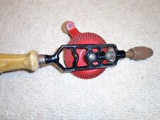 HAND WOODWORKING DRILL