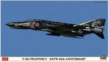 Hasegawa 1/72 F-4ej Phantom II Adtw 60th Anniversaire Modèle Kit de Japon #vd3