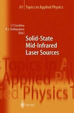 Topics in Applied Physics: Solid-State Mid-Infrared Laser Sources 89 (2010,...