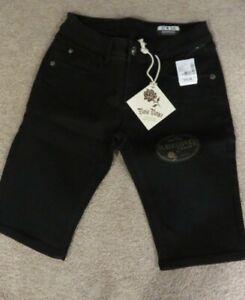 Rose Royce Premium Bermuda Shorts for Women size 5 NWT in Black