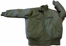 US Army Cold Weather High Temp Resistant Jacket Medium Regular Coat 'HERBERT''