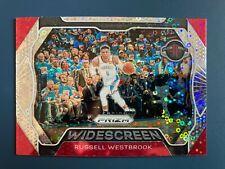 Russell Westbrook 2019-20 Prizm pantalla ancha rápido romper Tarjeta de Baloncesto de la NBA #9