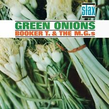 BOOKER T.& THE MG'S - GREEN ONIONS (STAX REMASTERS)  CD NEU