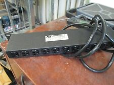 Geist Surge Suppressor Strip SP104-1025 20A 125V 60Hz Used