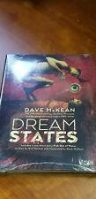 Dave Mckean: Dream States~ Vertigo Deluxe Hardcver New Sealed Sandman