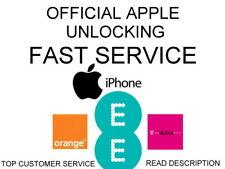Unlock Service IPHONE SE IPHONE 5S IPHONE 5C 5 Unlocking EE TMOBILE UK APPLE