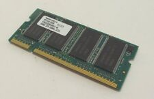 256 MB DDR PC2100 MEMORIA RAM 266 MHZ X NOTEBOOK SO DIMM