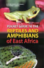 Drewes Robert C.-Pocket Guide To The Reptiles And Amphibians Of East  BOOK NUOVO