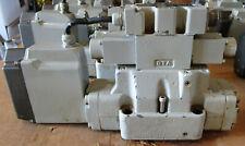 Parker Proportional Hydraulic Valve D41FHE02C5NE0047X6312 w/ D1FVE50BCVLB35 Pilo