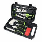 Mossy Oak Hunting Field Dressing Kit - Portable Butcher Game Processing Set with