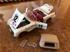Danbury Mint | MIB | 1954 Chevrolet Corvette Carrera Panamericana | Scale 1:24