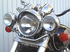 Fehling Lampenhalter Zusatzscheinwerfer für Honda F6C Valkyrie (SC34) 1996-2001