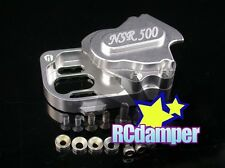 ALUMINUM GEARBOX S KYOSHO 1/8 MOTORCYCLE MOTOR CYCLE BIKE NSR 500 GEAR BOX