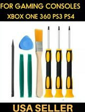 8pc Torx TR8 T6 T10 Screwdriver Prying Tool Kit Set For Xbox One 360 PS3 PS4 USA