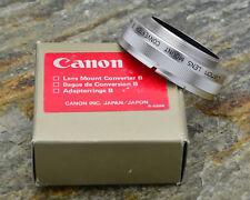 Canon Lens Mount Converter B Canon FL/FD Lens to L39 Rangefinder Adapter (#3514)