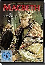 Macbeth von Roman Polanski   DVD   Zustand sehr gut