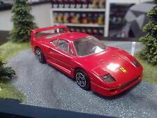 Bburago Ferrari F40 1:43 rood