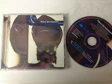 RED SNAPPER IMAGE OF YOU MINT WARP 3 TRK FREEPOST CD