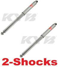 2-KYB Gas-A-Just Rear Gas Shock Absorber Ford Jeep Mazda B-Series 2-Wheel Drive