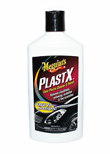 Meguiar's Plast-X PLASTX CLEAR PLASTIC CLEANER & POLISH HIGH QUALITY Brand New