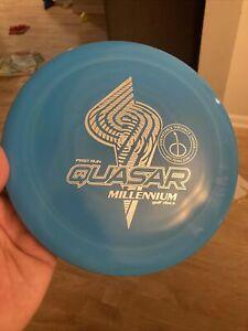 Eagle McMahon Bagged First Run Millenium Quasar 167g
