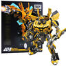 21CM Transformers M03 WEIJIANG WJ Battle Hornet Bumblebee Action Figure Gifts