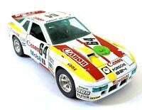 Bburago Porsche 924 Turbo 1/24 Italy Vintage Toy Car Diecast M578
