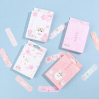 20Pcs Band Aid Cute Band Aid Breathable Wound Patch for Home Outdoor TravelPD$N