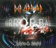 Mirrorball-Live & More - 2 DISC SET - Def Leppard (2011, CD NUOVO) 698268951105