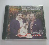 Raul Muniz Estampas Pepinianas Edwin Colon Parrandeando Navidad 97 SEALED CD 439