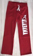 Alabama Crimson Tide Pantaloni Sportivi Jogging Pantaloni-Taglia M-Rosso-W. NUOVO
