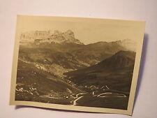 Dolomiti/Dolomiti-Passo Pordoi con la Strada Dolomiti-Pordoijoch/FOTO