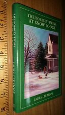 The Bobbsey Twins at Snow Lodge Laura Lee Hope 2004 BOMC HC/DJ