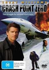 CRASH POINT ZERO - TREAT WILLIAMS HANNES JAENICKE ACTION NEW DVD MOVIE SEALED