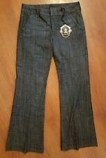 KUT from the Kloth dark wash trouser jeans size 10 stretch